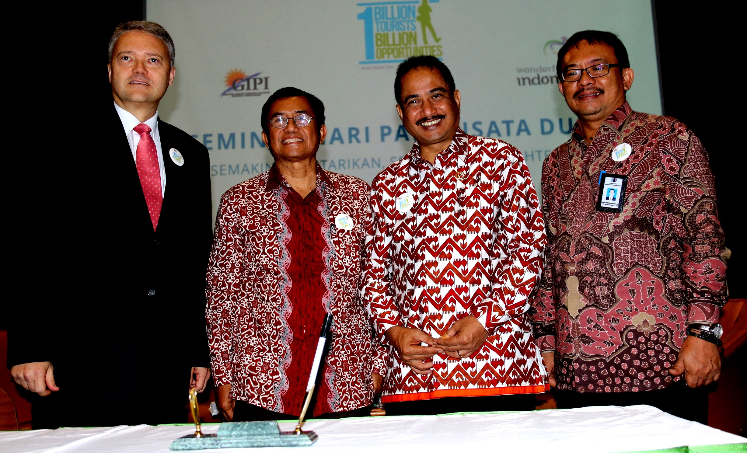 SDSN Signs Agreement for Sustainable Tourism