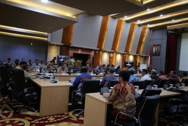 Pemerintah Ingin Ciptakan Agen Perubahan Bangsa Melalui Workshop Political, Legal, and Security Affairs