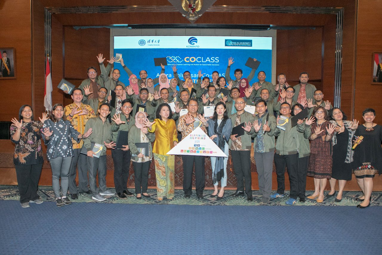 Co-CLASS IIoT: Convening stakeholders for Indonesia's new age of data