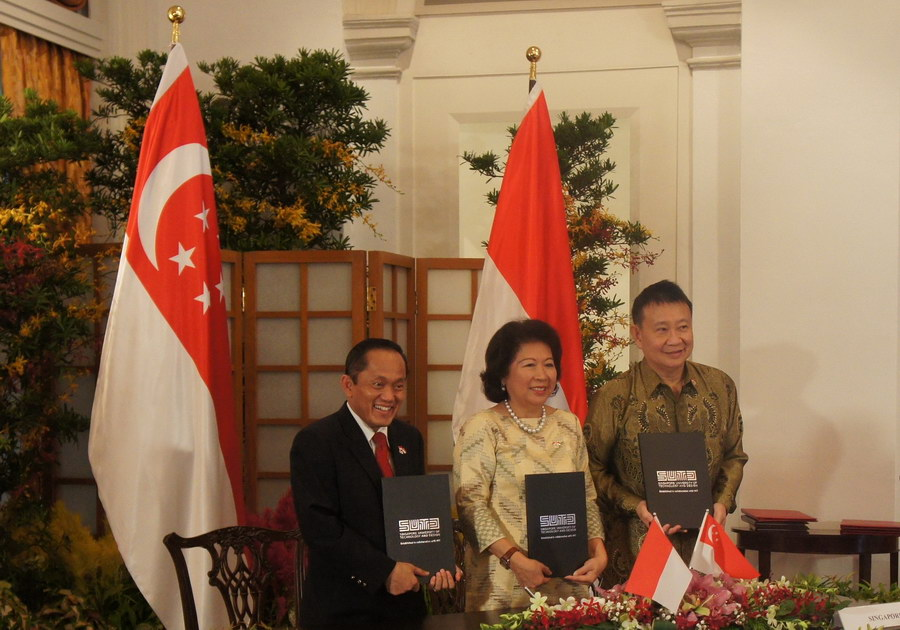 UID, ITB and SUTD Singapore Work Together in Improving the Education and Business Sectors